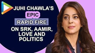 """Aamir Khan, why did you do Thugs Of Hindostan?"": Juhi Chawla 
