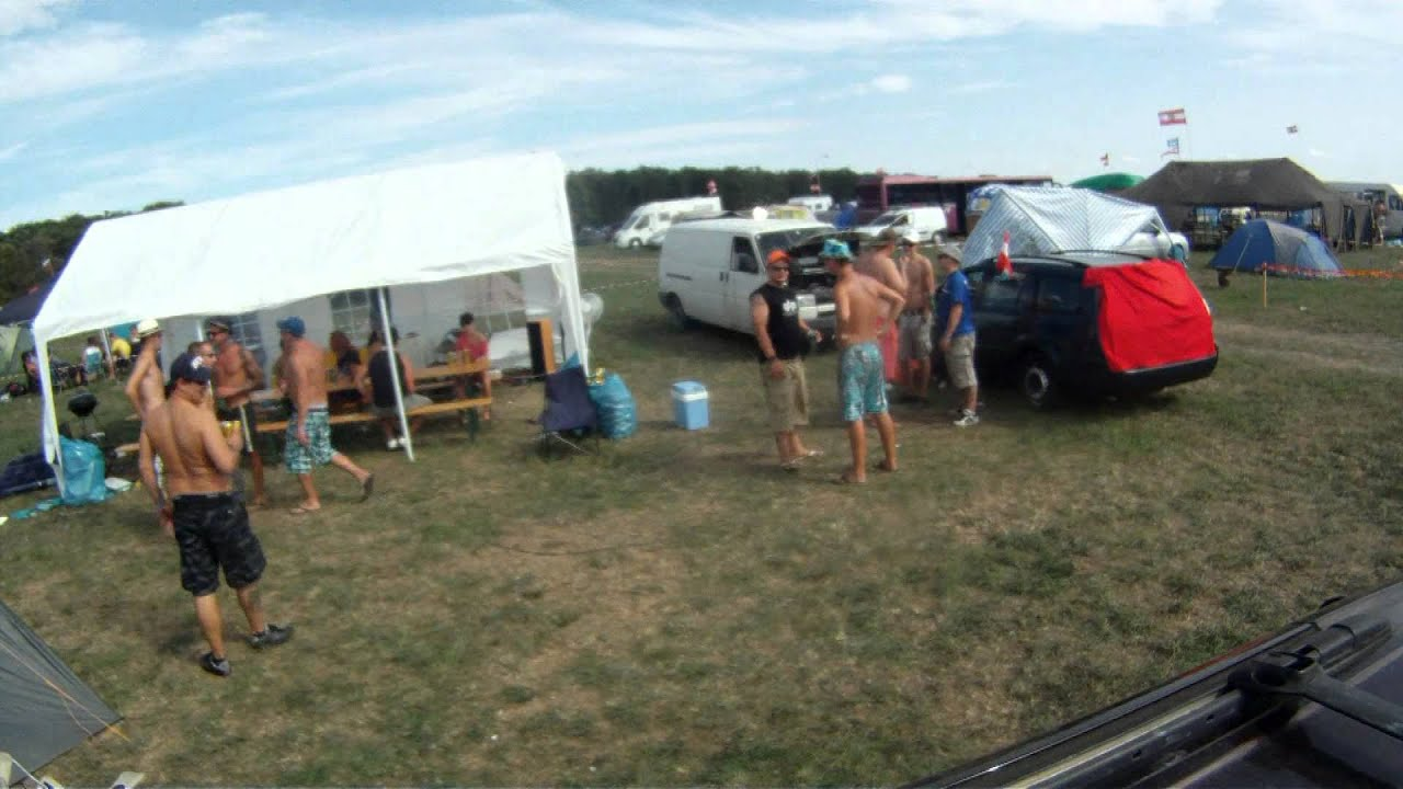 MotoGP 2012 - Brno (Camping - Party) - YouTube