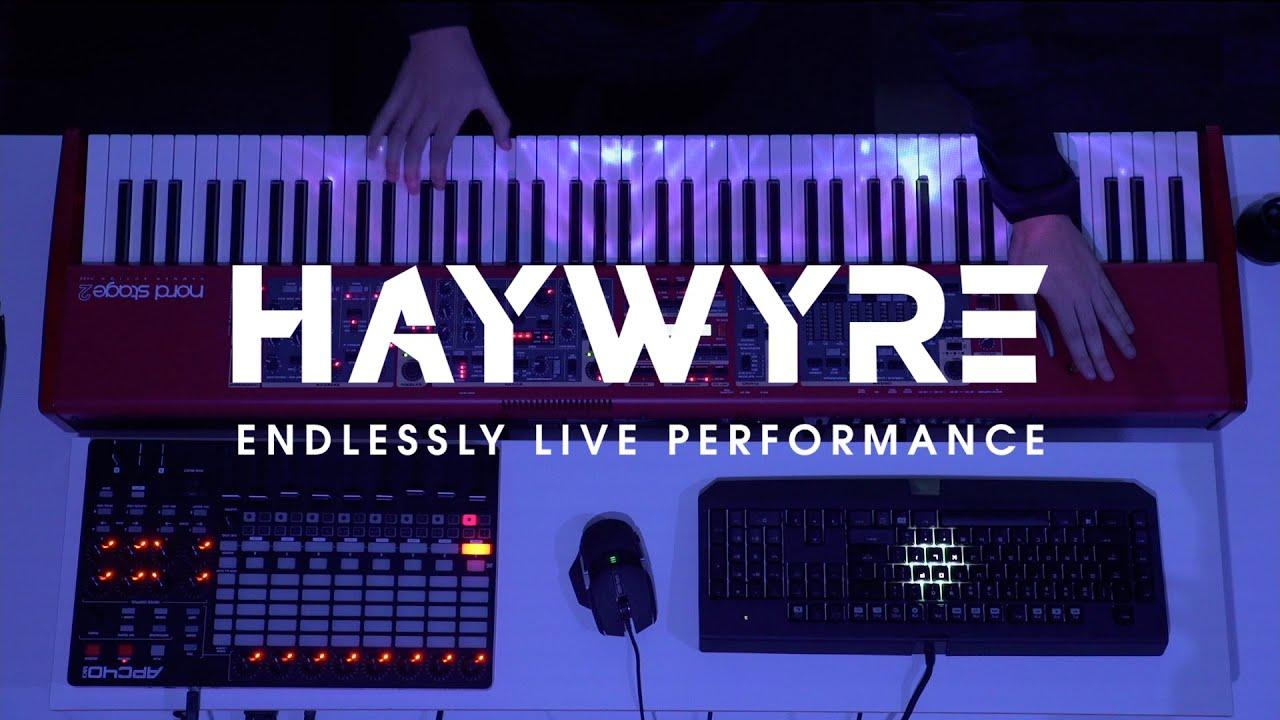 Haywyre Premieres 'Endlessly,' Announces Tour & Second Album
