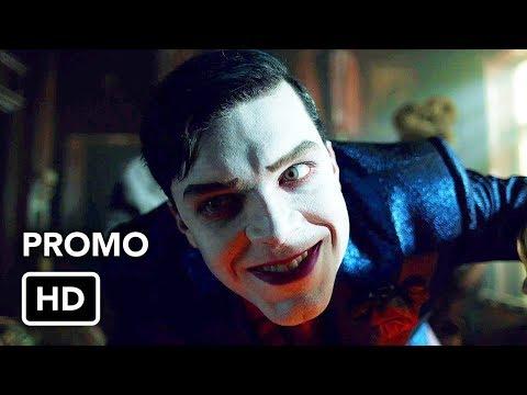 "Gotham 5x02 Promo ""Trespassers"" (HD) Season 5 Episode 2 Promo"