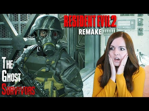 Forgotten Soldier | Resident Evil 2 Remake The Ghost Survivors Gameplay