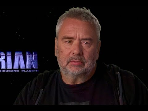 Luc Besson: VALERIAN AND THE CITY OF A THOUSAND PLANETS