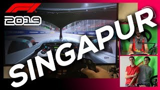 Competición virtual SoyMotor.com: Singapur en el F1 2019 | SimRacing