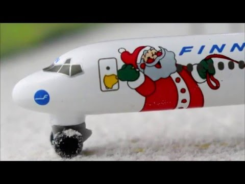 Flight Time Christmas special | A Stop Motion movie
