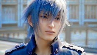 Final Fantasy 15 All Cutscenes Movie (Final Fantasy XV)