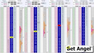 Betfair trading - Low risk exit strategy