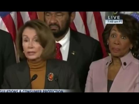 """Nancy Pelosi Thinks """"BUSH"""" Is Still President"""