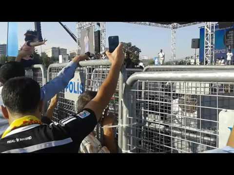 Bakırköy  Barış Mtingi 06.09.2016 | KESK Eşgenel Başkanı  Lami ÖZGEN| Mitinga Aşiti 6 İlon