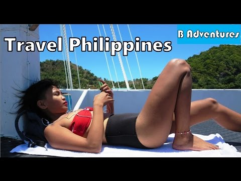 B Adventures, Travel Philippines Series Ad, It's More Fun In The Philippines