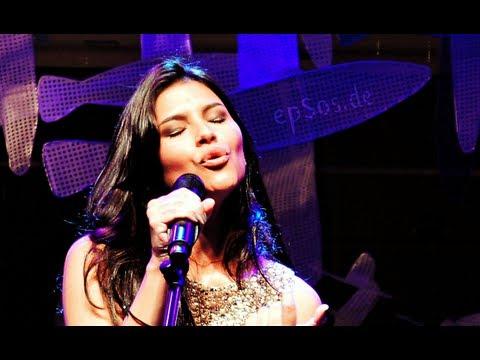Most Beautiful Woman singing Romantic Song.