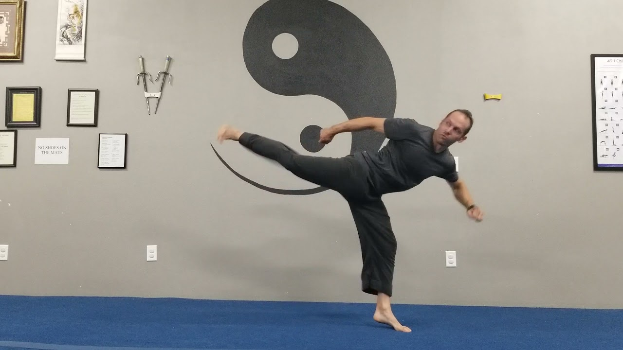 Balance Exercises for all Abilities