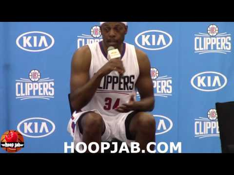 Paul Pierce Believes the Los Angeles Clippers Are A Super Team. HoopJab NBA
