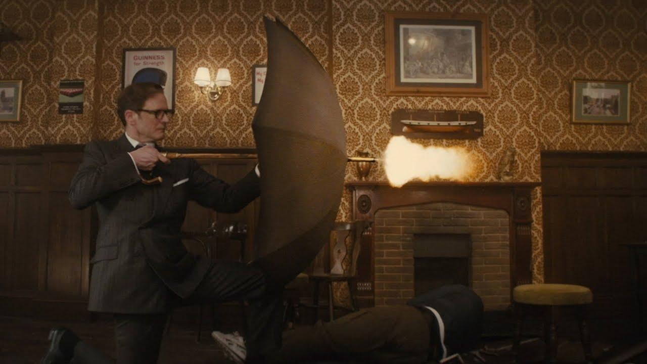 Kingsman The Secret Service Q A With: 'Kingsman: The Secret Service' Trailer 2