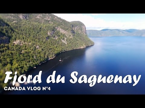 On débarque à QUEBEC CITY - Canada vlog #4