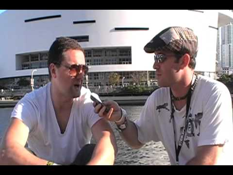 Dirty Vegas interview at Ultra Music Festival