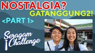 Download Video SERAGAM CHALLENGE PART 1 - KETEMU GURU SMA! MP3 3GP MP4