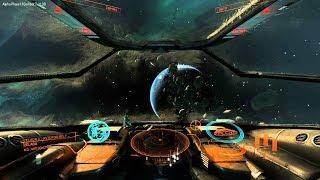 Elite Dangerous - возвращение в игру   Выпуск 1   #Stream #Elite #Dangerous #Game