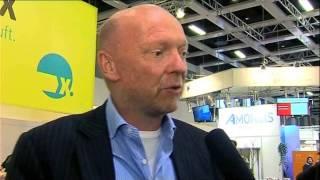 conhIT 2013: Gerd Dreske, Magrathea Informatik GmbH, Geschäftsführer
