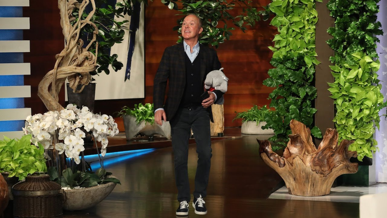 Full Interview: Michael Keaton on 'Dumbo,' Doing Standup, and Flying