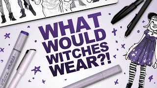 WHAT WOULD MY WITCHES WEAR?! |…