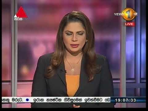 News1st Prime Time Sinhala ,Sunday, October 2017 7pm (15-10-2017)