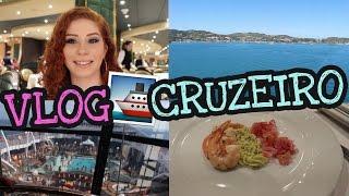Vlog - Cruzeiro MSC Preziosa - Santos, Búzios, Balneário Camboriú