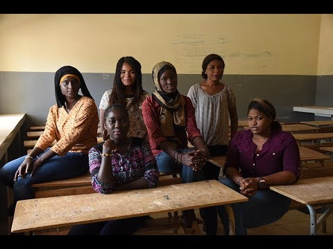 Senegalese activists campaign against sexual abuse in schools