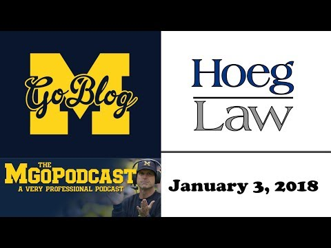 Hoeg Law talks Star Wars: The Last Jedi with MGoBlog!