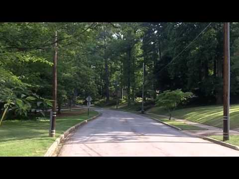 Avondale Estates Ga, A Quiet Drive