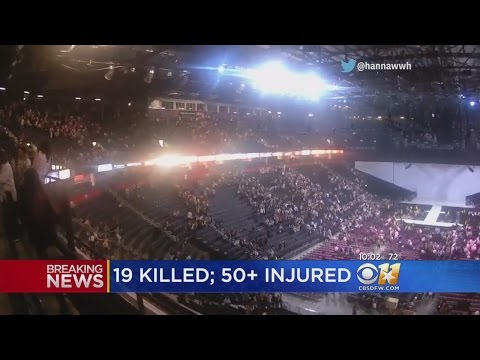 Added Security At North Texas Concert After Manchester Attack