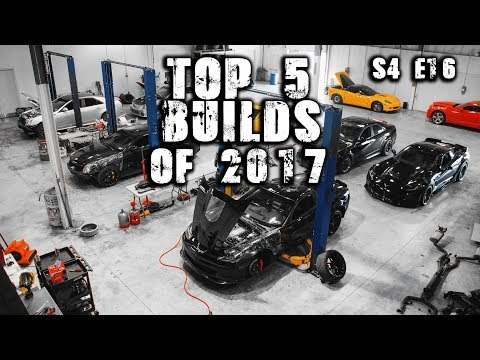 Top 5 Videos & Builds from 2017 | RPM S4 E16