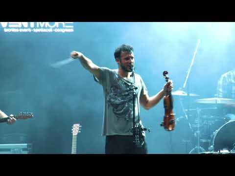Sebalter - Live medley of Thunderstruck (AC/DC) and Busindre Reel (Hevia)