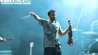 Sebalter - Live medley of Thunderstruck (AC/DC) and Busindre Reel (Hevia)