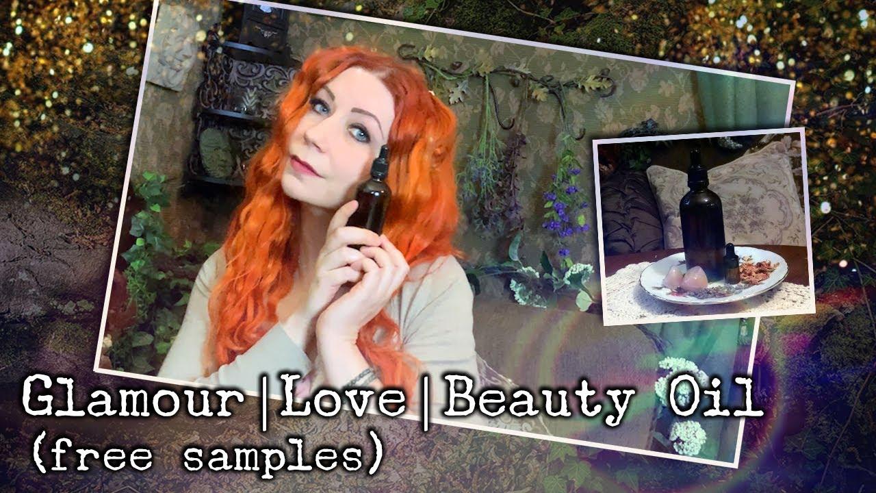 Glamour | Love | Beauty Oil