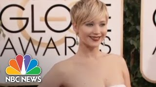 Nude Photos Of Jennifer Lawrence, Kate Upton Leaked | NBC News