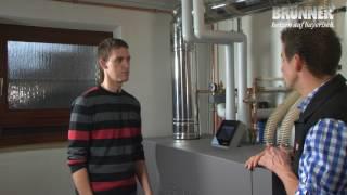 Scheitholzvergaserlkessel, BHZ und Pelletkessel