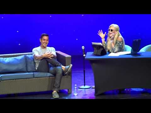 NKOTB CRUISE 2016 - THE JENNY MCCARTHY SHOW - GROUP A - JON - 21/10/2016