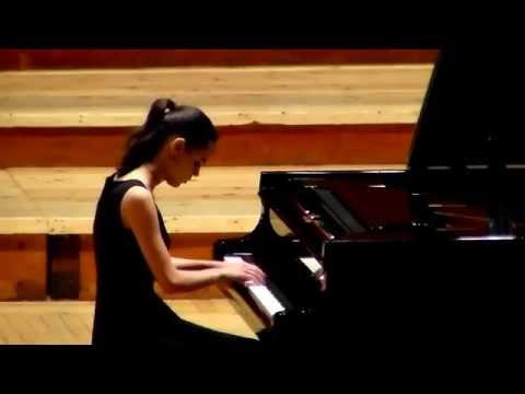 Chopin-Ballade no.2 F dur Marina Simeonova