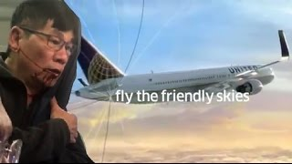 United Airlines Parody Commercial