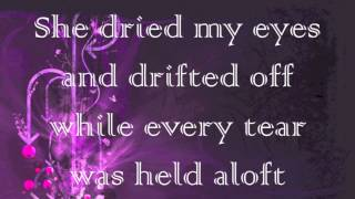 Owl City ~ Shy Violet - Lyrics on Screen