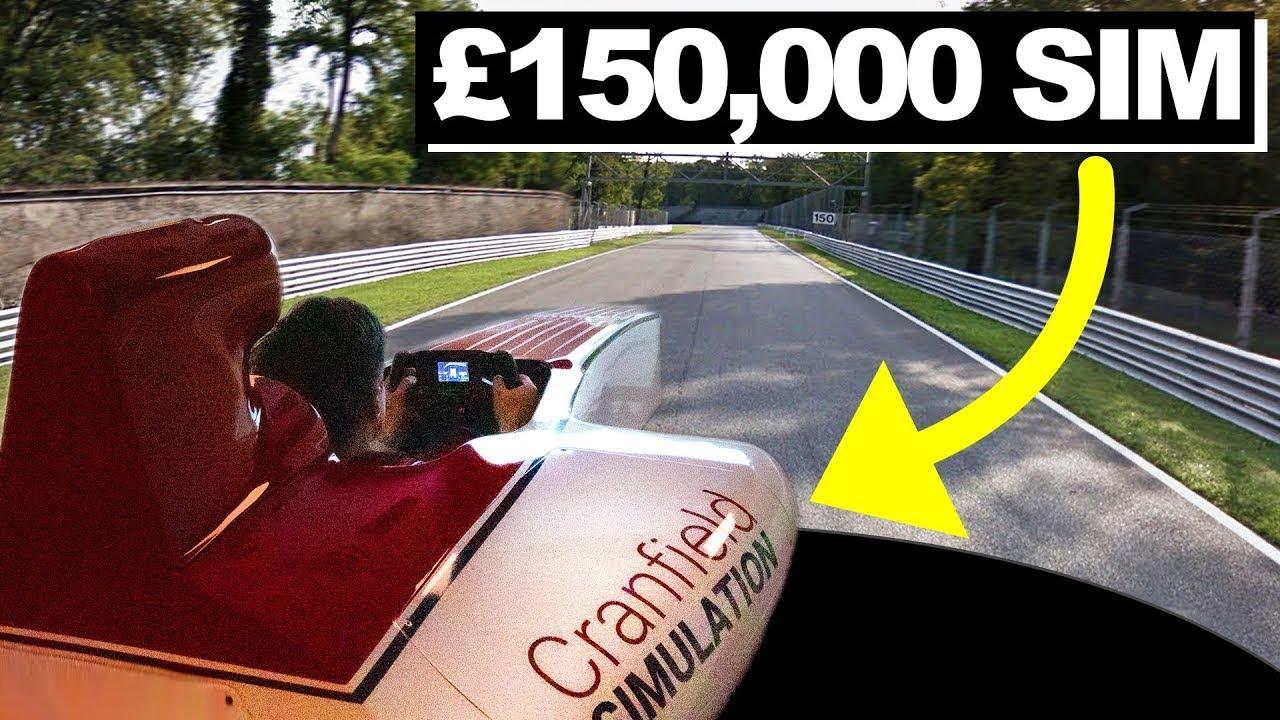 Formula 1 Racing Simulator Tested