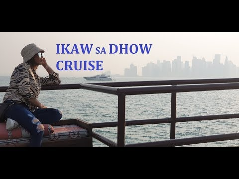 DHOW CRUISE AT THE PEARL QATAR – VLOG#122