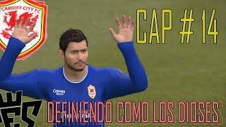Pes 2015 - Liga Master [Cap. #14] ME HE CONDENAO....