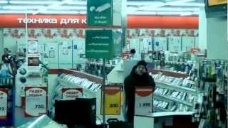 Флэшмоб М Видео (Ижевск) Магазин №164(Флэшмоб в МВИДЕО, ИЖЕВСК !!!, 2012-03-13T19:13:18.000Z)