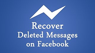 how to recover deleted facebook messages photos 2016