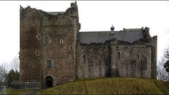Outlander Drehort Doune Castle - Burg Leoch - Winterfell