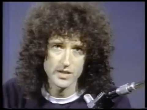 Guitar Lesson Brian May Star Licks Instructional Video Youtube