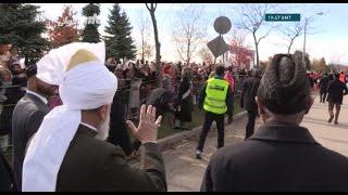 Khalifa of Islam: Canada Tour 2016 | Part 5 - Islam Ahmadiyya