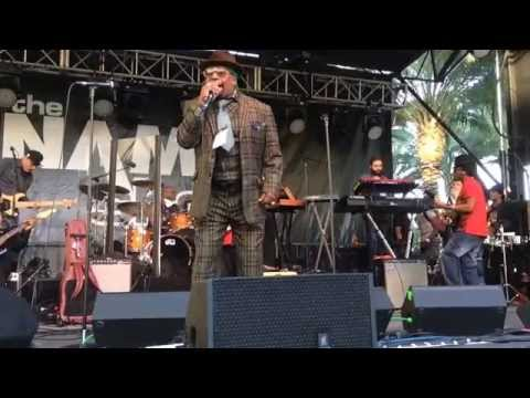 Rehearsal performance by George Clinton, Parliament Funkadelic at The NAMM GoPro Stage - Part 5 of 5