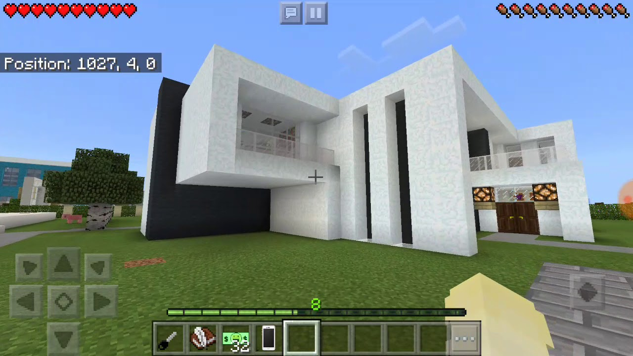 Nikki minecraft moving to my dream house youtube for Build my dream house online